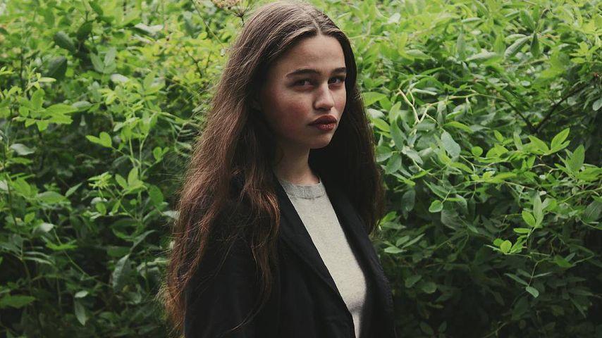 Emilia Clarkes Doppelgängerin
