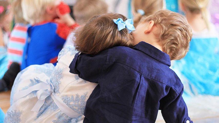 Emilia und Eduardo Saccone-Joly, Kinder von YouTuberin Anna Saccone-Joly