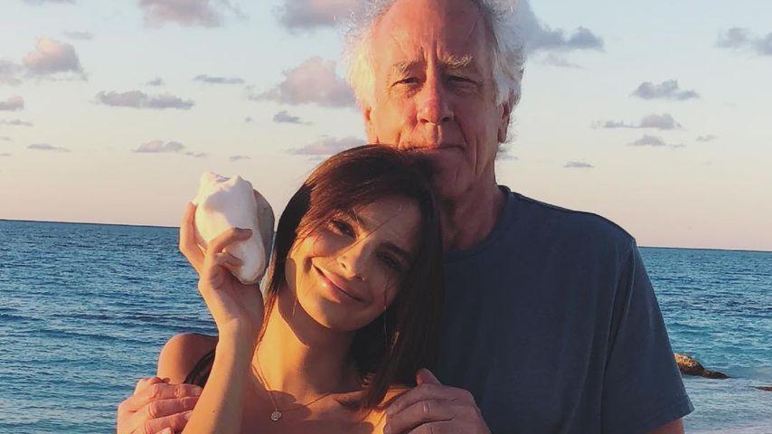 Emily Ratajkowski: Auch vom Daddy hat sie ihre Beauty-Gene!