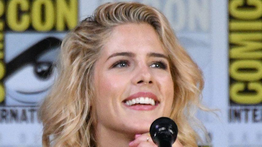 Emily Rickards bei der Comic Con in San Diego