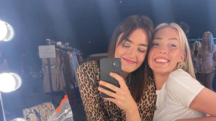 """Emily und Jasmin Kahl, Schwestern und """"Take Me Out XXL""""-Kandidatinnen"""