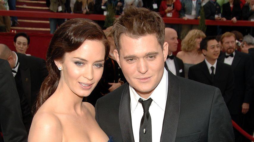 Michael Bublé: Erste Worte zu Ex-Freundin Emily Blunt