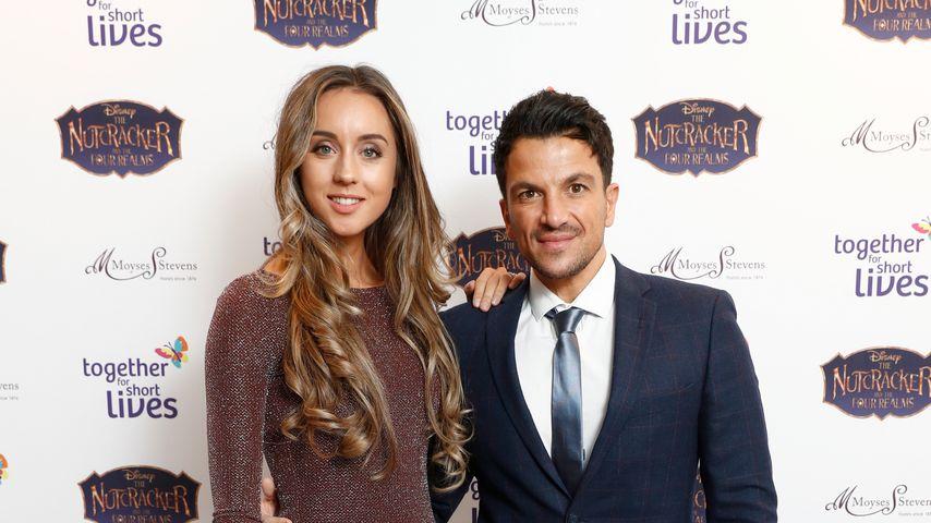 2. Baby: Peter Andre & Emily MacDonagh werden wieder Eltern