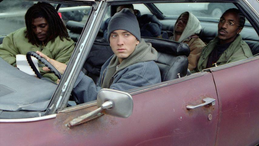 """Eminem in """"8 Mile"""""""