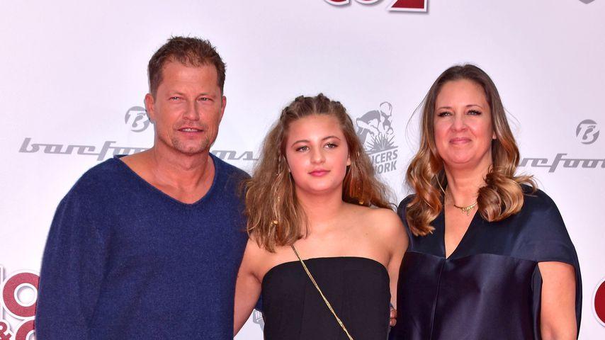 Auf dem Red Carpet: Til & Dana Schweiger für Emma vereint?