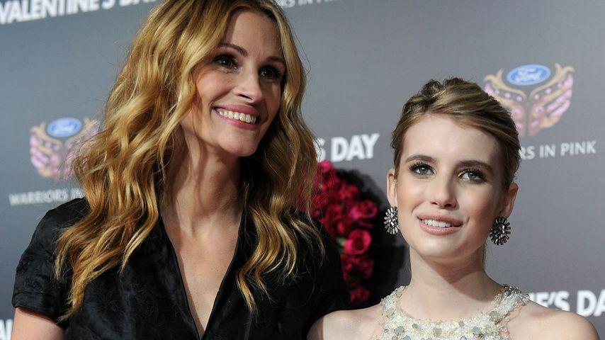 Emma Roberts bleibt in Sachen Liebe realistisch