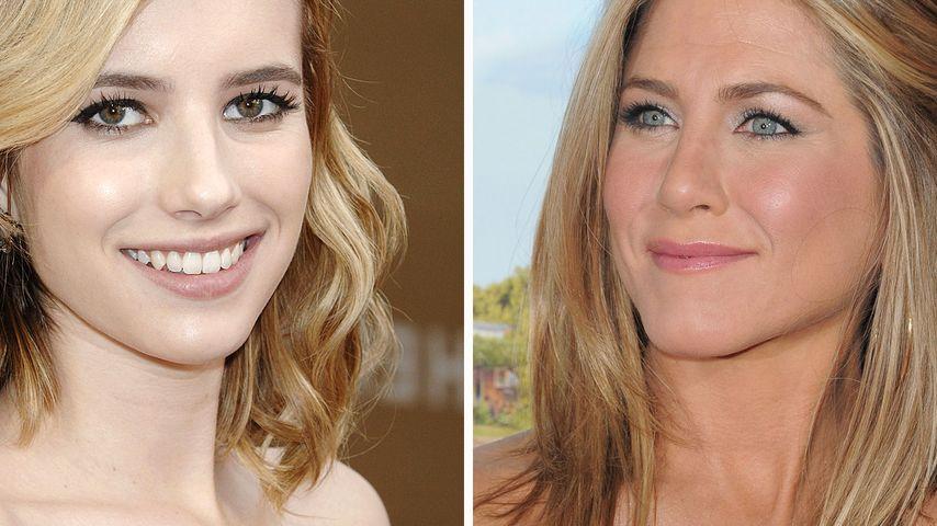 """Emma Roberts: """"Jennifer Aniston ist ein Genie"""""""