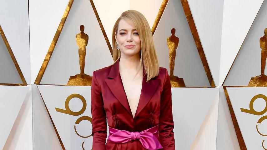 Emma Stone bei den Oscars 2018