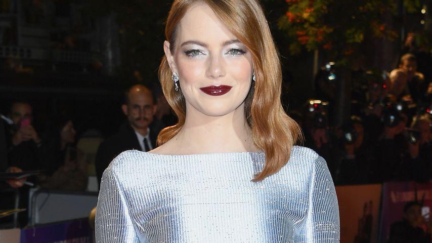 """Emma Stone bei der Premiere von """"The Favourite"""" in London"""