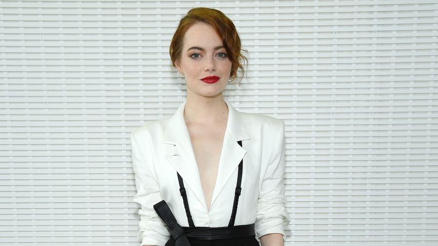 Emma Stone bei einer Veranstaltung in Paris, Juni 2018