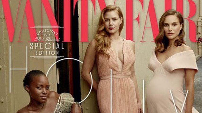 Natalie, Emma & Co.: Hollywoods Power-Frauen auf VF-Cover!