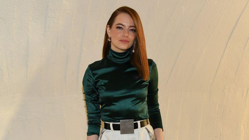 Emma Stone im Mai 2019