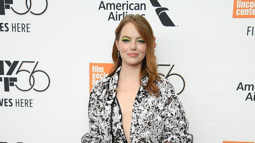 Schauspielerin Emma Stone, September 2018