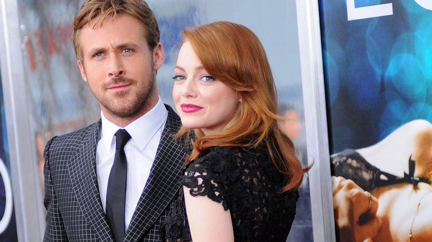 Musical! Liebesfilm-Reunion bei Emma Stone & Ryan Gosling?