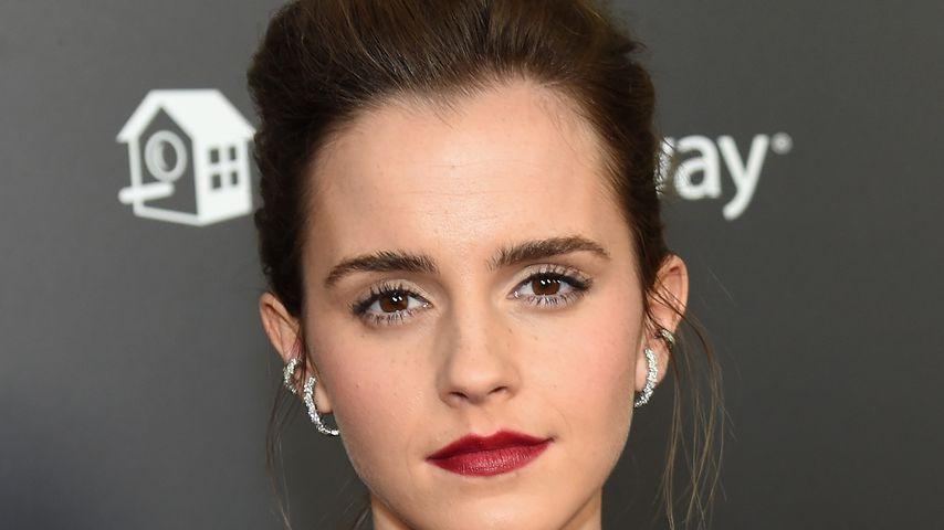 Emma Watson in New York City