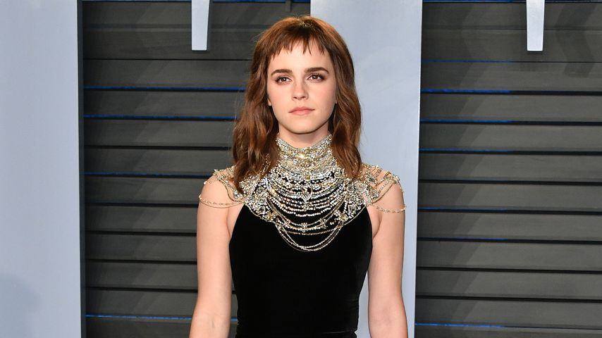 Emma Watson bei der Vanity Fair Oscar Party in Beverly Hills