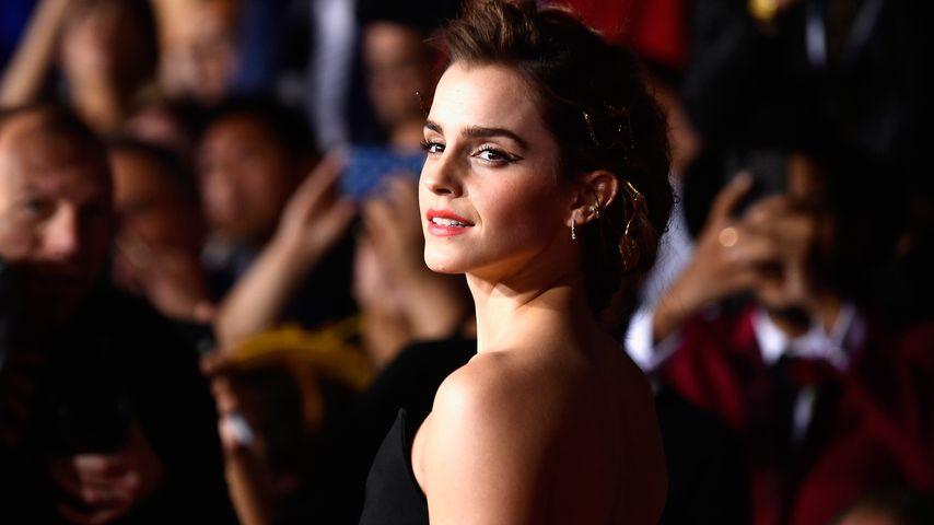 """Oben ohne: Emma Watson erntet Shitstorm für """"Vanity""""-Foto!"""