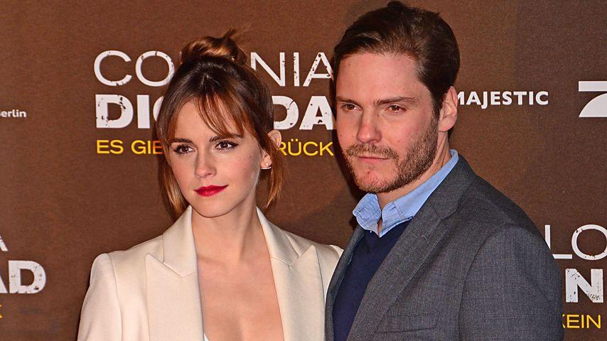 Süßes Premieren-Paar: Lob für Emma Watson & Daniel Brühl
