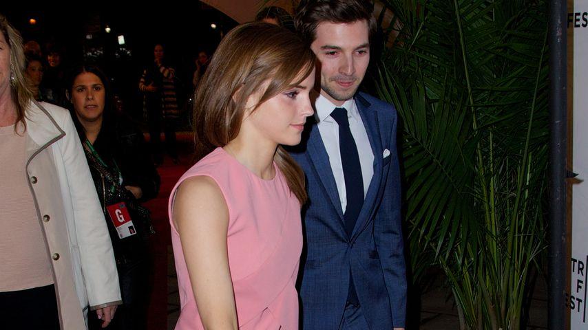 """Keine Liebe: Emma Watsons """"Neuer"""" ist nur ein alter Freund"""