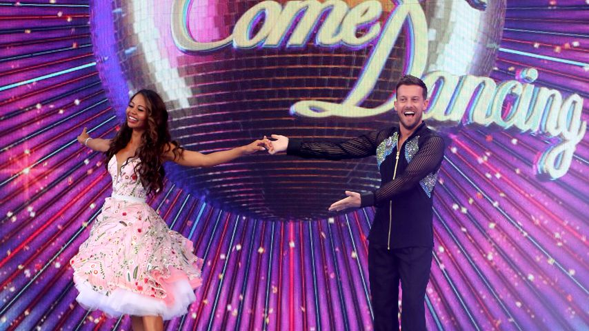 """Emma Weymouth und Chris Ramsey bei """"Strictly Come Dancing"""""""