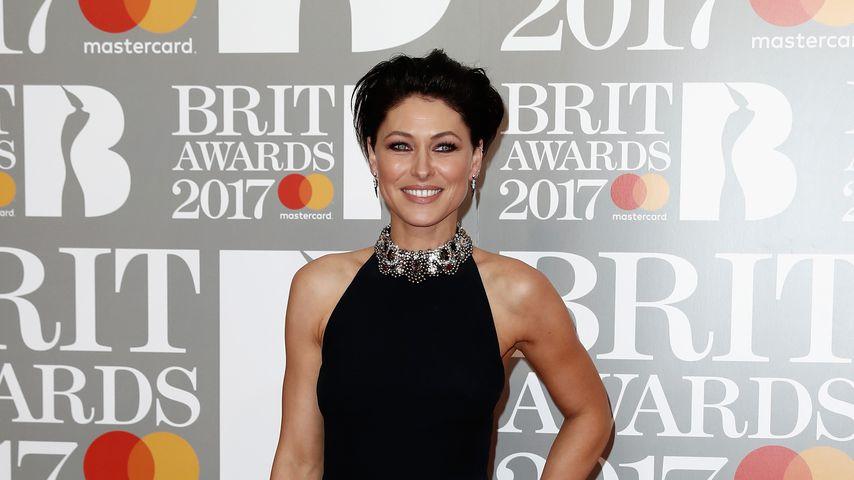 Emma Willis bei den BRIT Awards