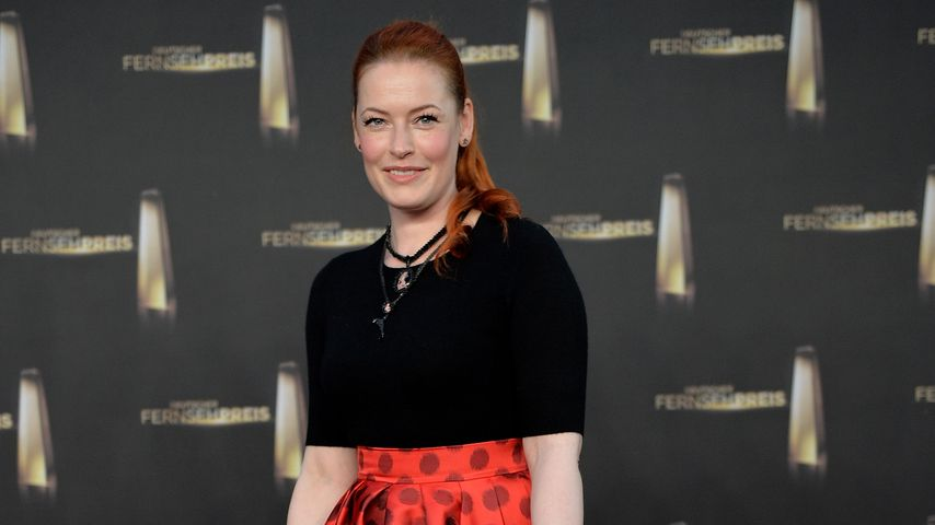Enie van de Meiklokjes beim Deutschen Fernsehpreis 2014