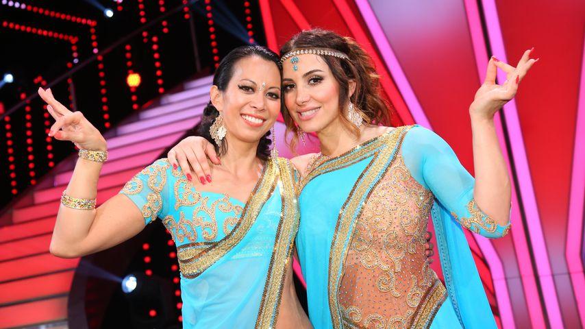 Enissa Amani und Minh-Khai Phan-Thi