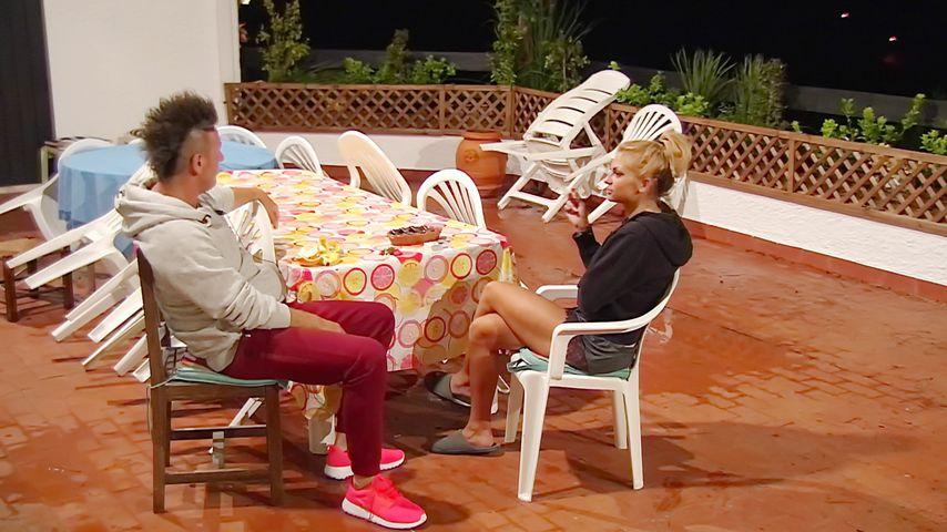 """Ennesto Monte und Lisa Freidinger bei """"Das Sommerhaus der Stars"""""""