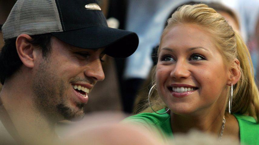 Nach Zwillings-Geburt: Heiraten Enrique Iglesias & Anna nun?