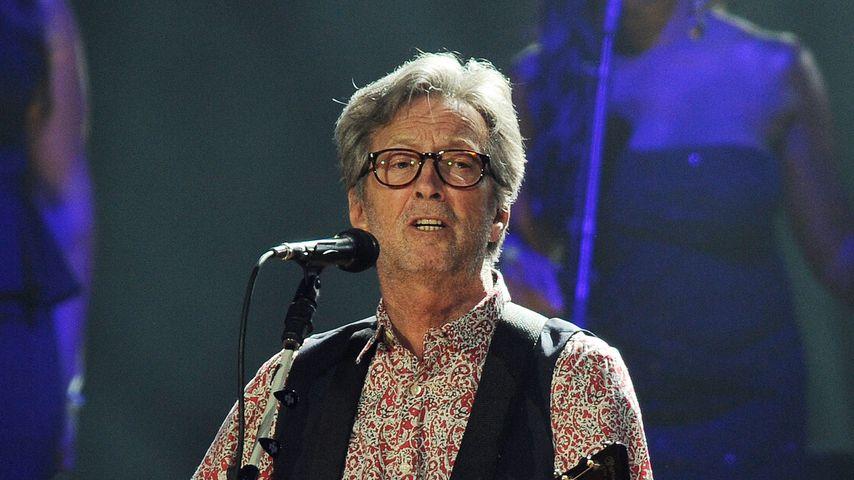 Dramatische News: Eric Clapton droht sein Gehör zu verlieren