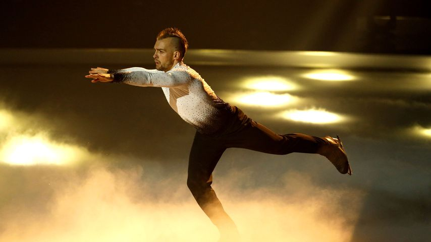 "Eric Stehfest bei ""Dancing on Ice"""