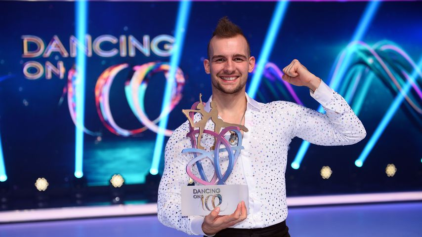"Eric Stehfest, ""Dancing on Ice""-Gewinner 2019"