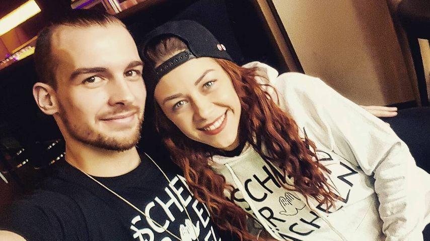 "Eric Stehfest und Oana Nechiti, ""Let's Dance""-Tanzpaar"