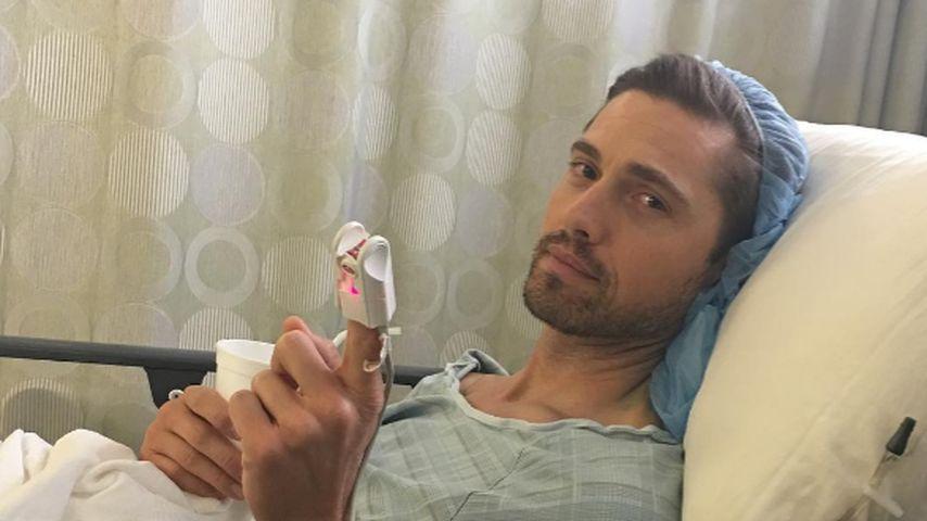 """Rechter Arm taub: Ex-""""Days of our Lives""""-Star im Krankenhaus"""