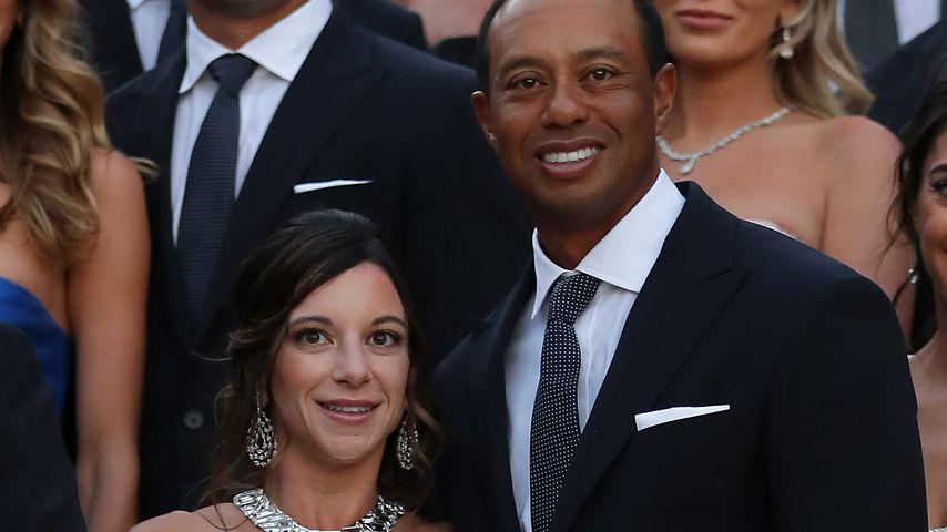 Nach Unfall: Tiger Woods' Freundin besucht ihn in der Klinik