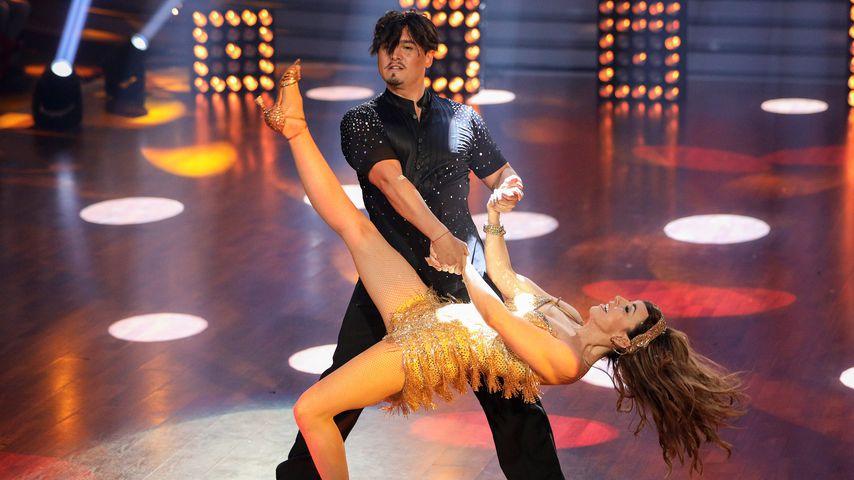 """Erich Klann und Judith Williams bei """"Let's Dance"""""""
