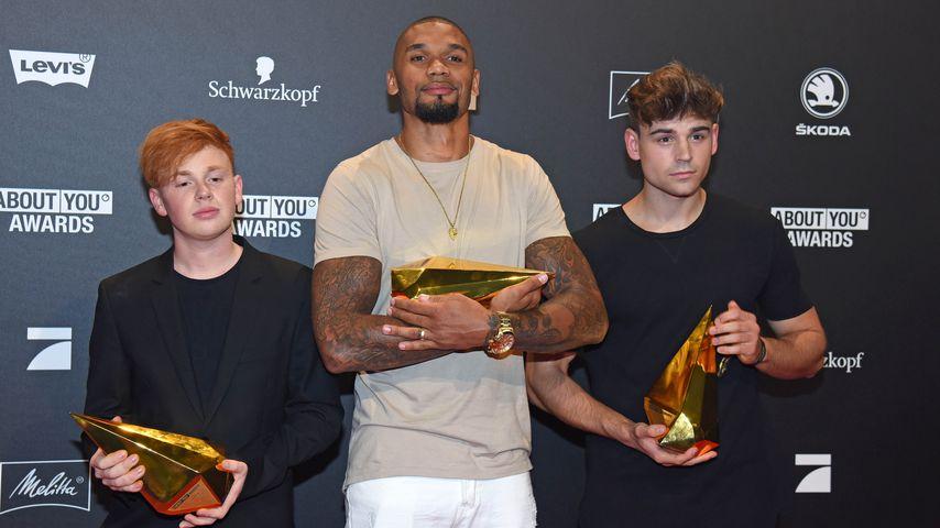 ABOUT YOU Awards 2018: Das sind die Gewinner des Abends