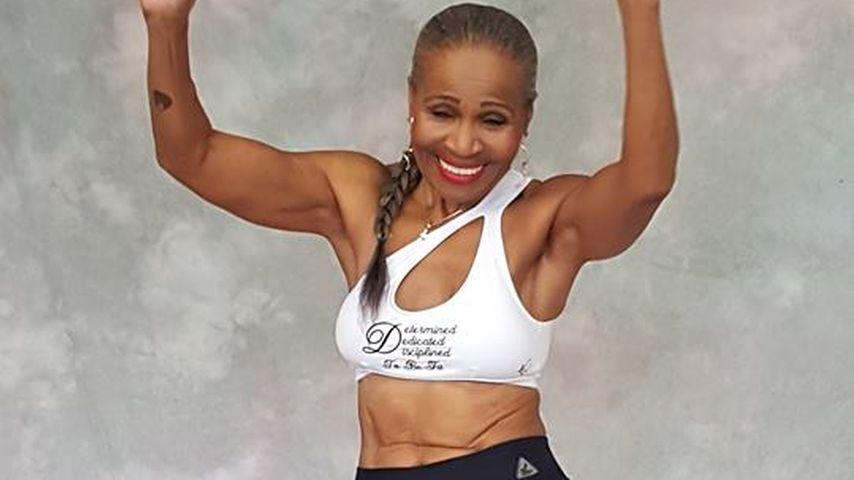 Fitteste Oma der Welt: Diese Bodybuilderin ist schon 80!