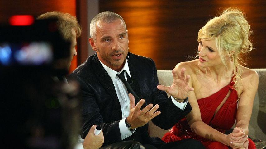 """Eros Ramazzotti und Michelle Hunziker bei """"Wetten dass"""""""
