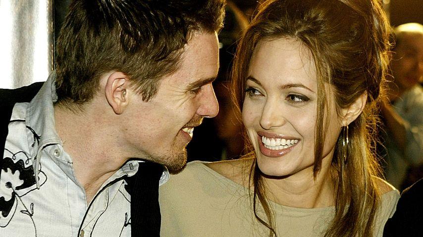 Verraten: Ethan Hawke schwärmt für Angelina Jolie