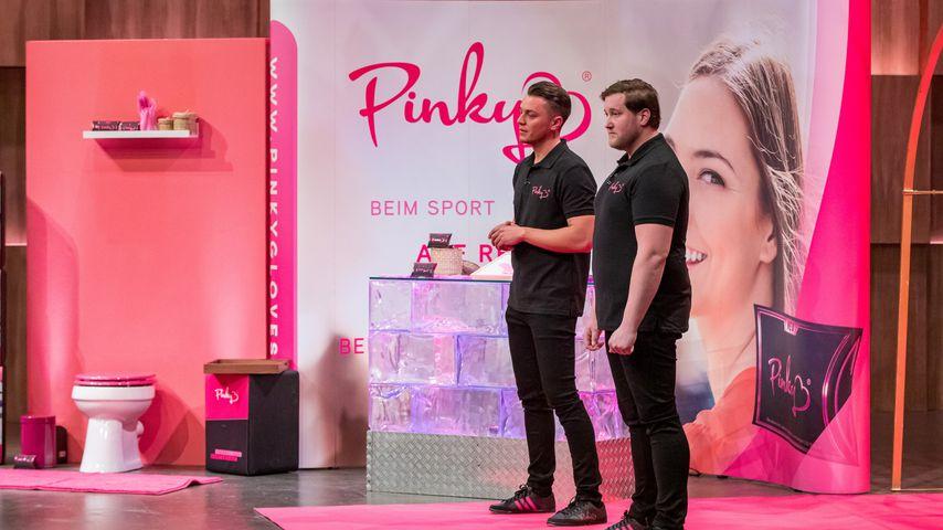 Eugen Raimkulow und Andre Ritterwürden, Gründer von Pinky