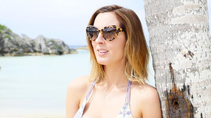 Eva Amurri im Urlaub