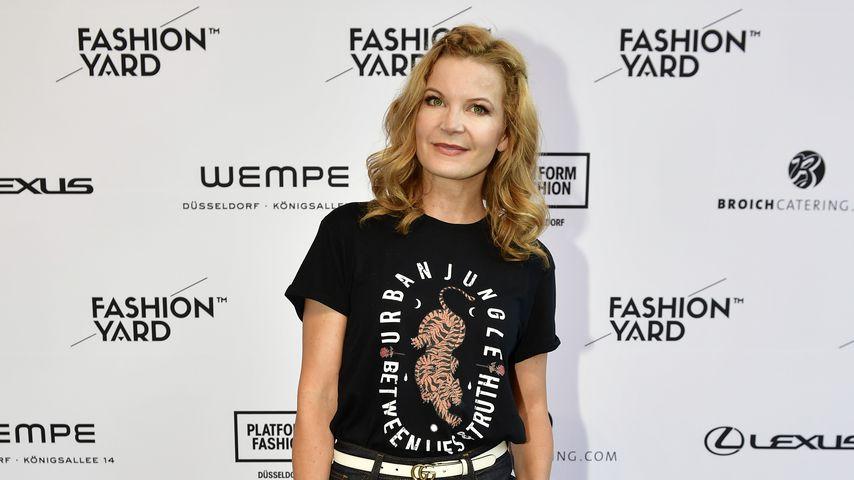 Eva Imhof bei der Platform Fashion Düsseldorf 2018