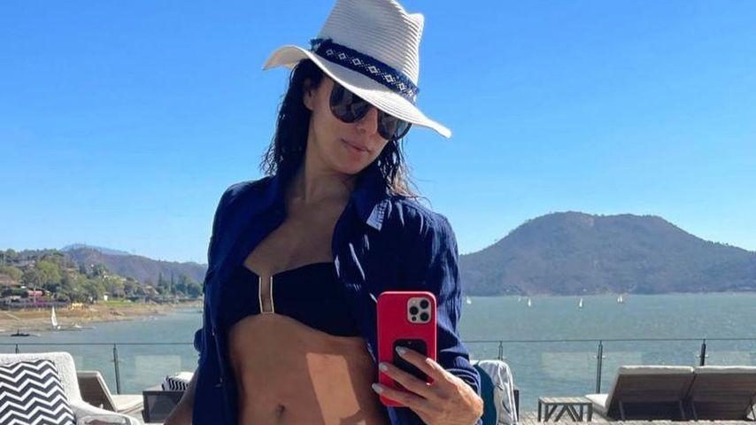 Oh là là! Eva Longoria (46) zeigt ihren Hammer-Bikini-Body