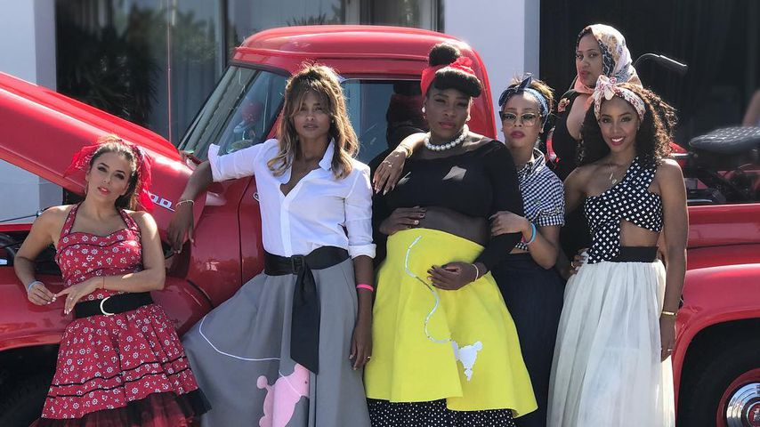 Serena Williams Baby-Shower: Diese Promi-Ladys sind dabei!