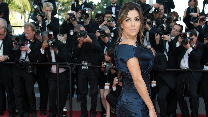 Selfie-Secrets: Die Stars in Cannes vor und nach dem Styling