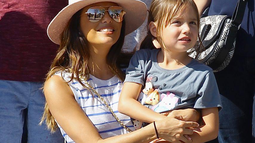 Disneyland & Mariachi: Eva Longorias Geburtstagsüberraschung