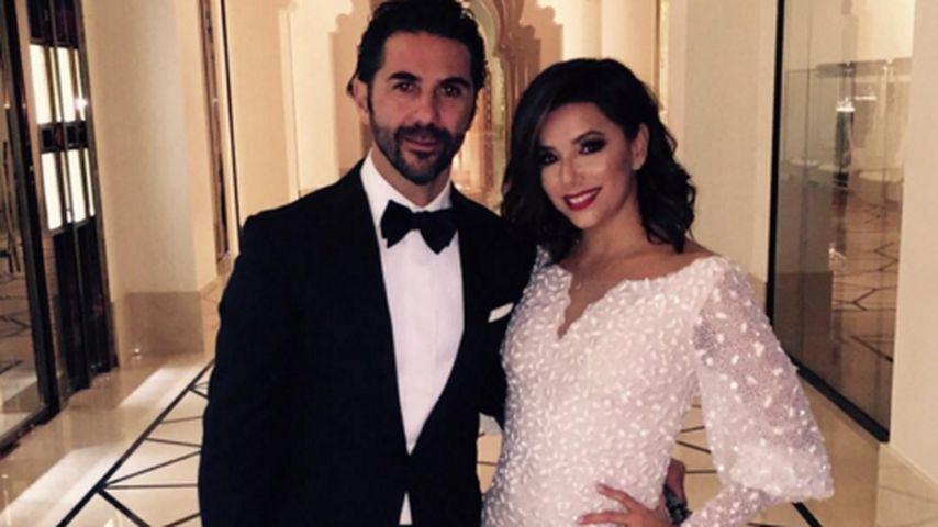 Eva Longoria: Heiratet sie ihren Pepe an diesem Wochenende?