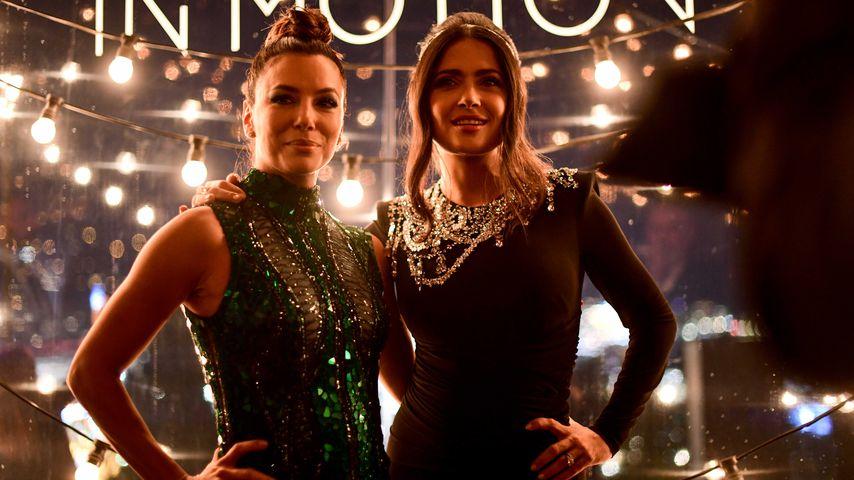 Eva Longoria und Salma Hayek in Cannes 2019