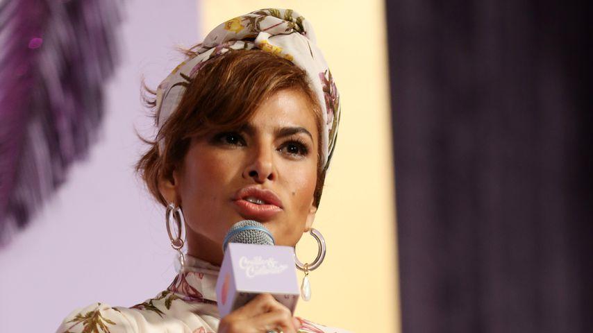 Eva Mendes im Februar 2020